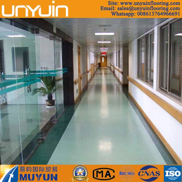 China Supplier Commercial PVC Flooring for Porch