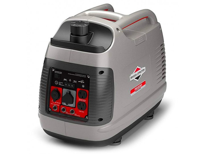 Briggs and Stratton 30651 2200Watt Gas Powered Recoil Start Portable inverter