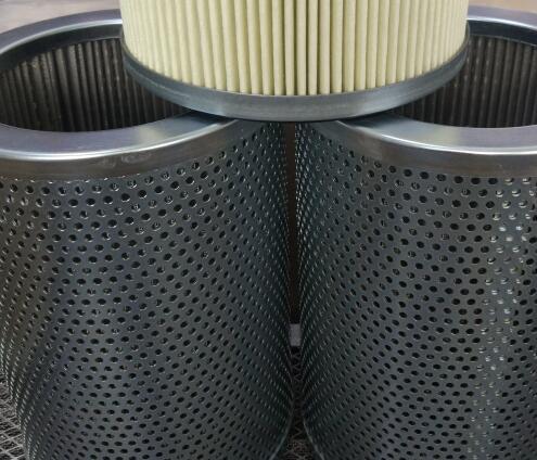 IX-400x80 Top shaft oil pump outlet oil filter element