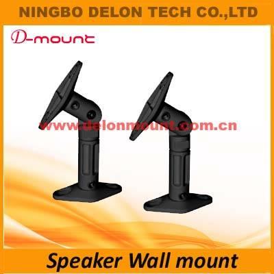 universal sound speaker wall mount bracket stand holder support