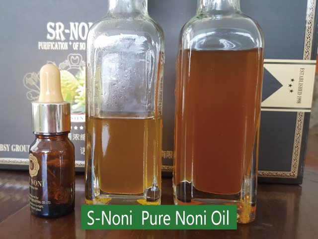 S-NONI PURE NONI OIL