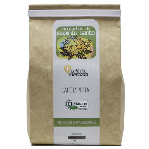 USDA Certified Organic Brazil Medium Roasted Coffee