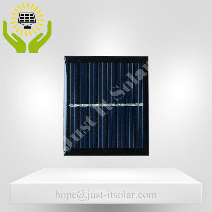 4V 75mA 0.3W Epoxy Mini Solar Cell