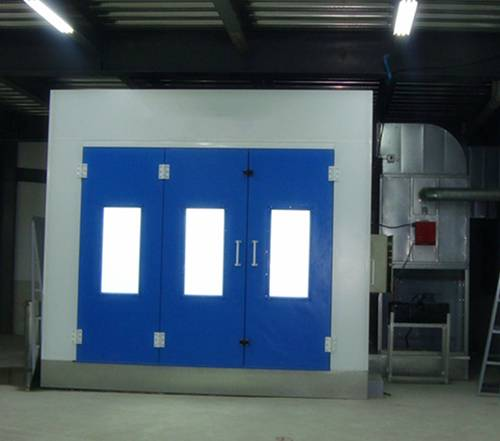 Car Painting Booth Spraying Room with Good Price