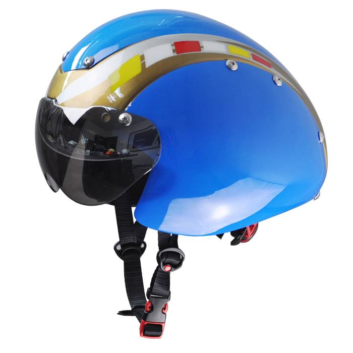 Triathlon bike helmet, bike cycling aero helmet AU-T01