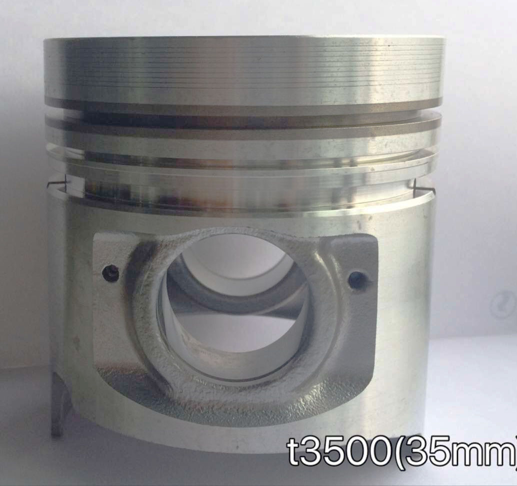 aluminium alloy piston T3500T