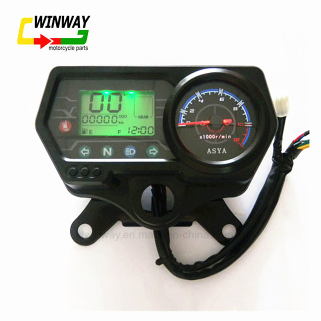 Motorcycle Part, LED Motorcycle Speedometer