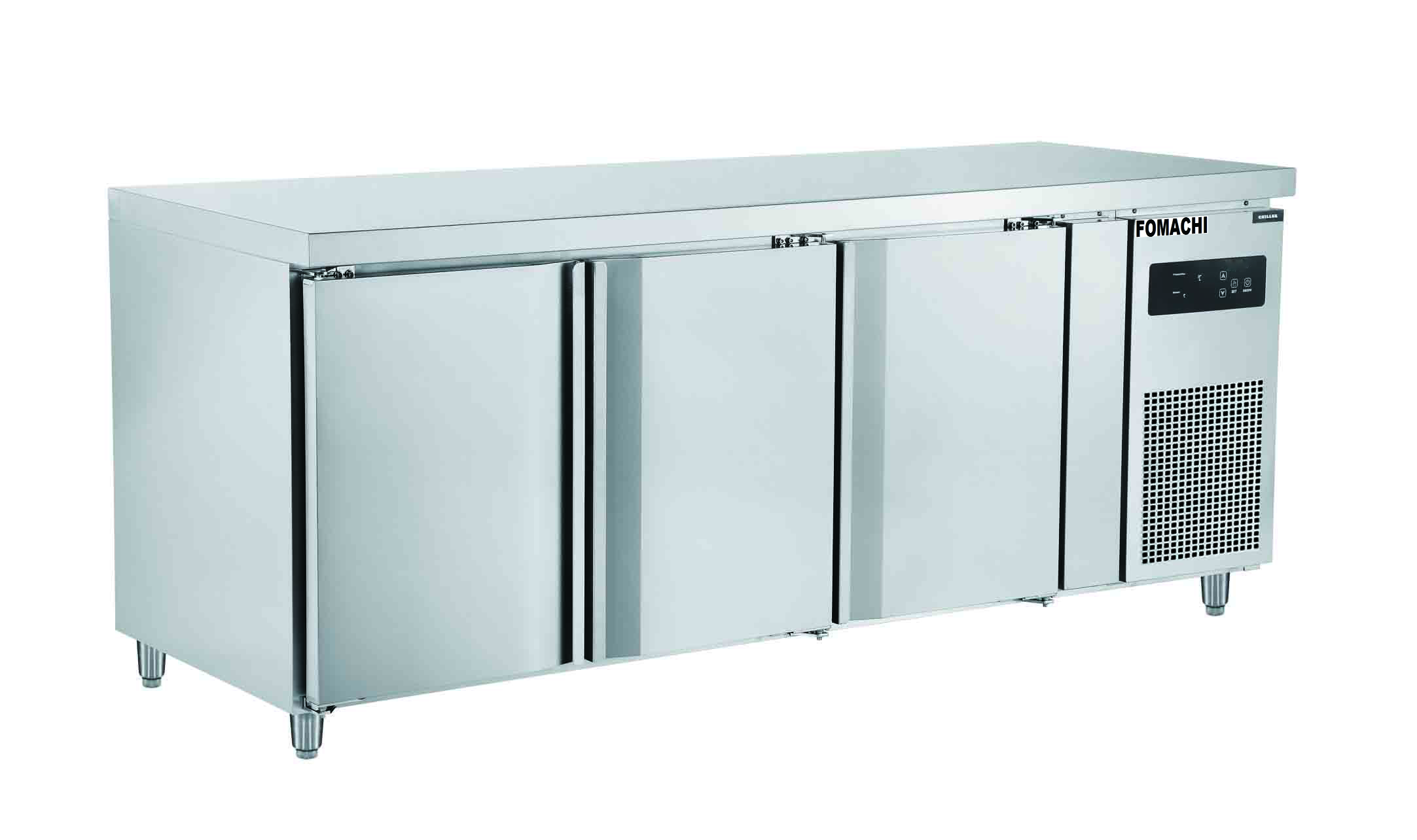 Under Counter Refrigerator 3 Doors FMX-BC290C