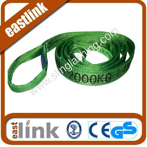 2T flat webbing sling EN1492-1