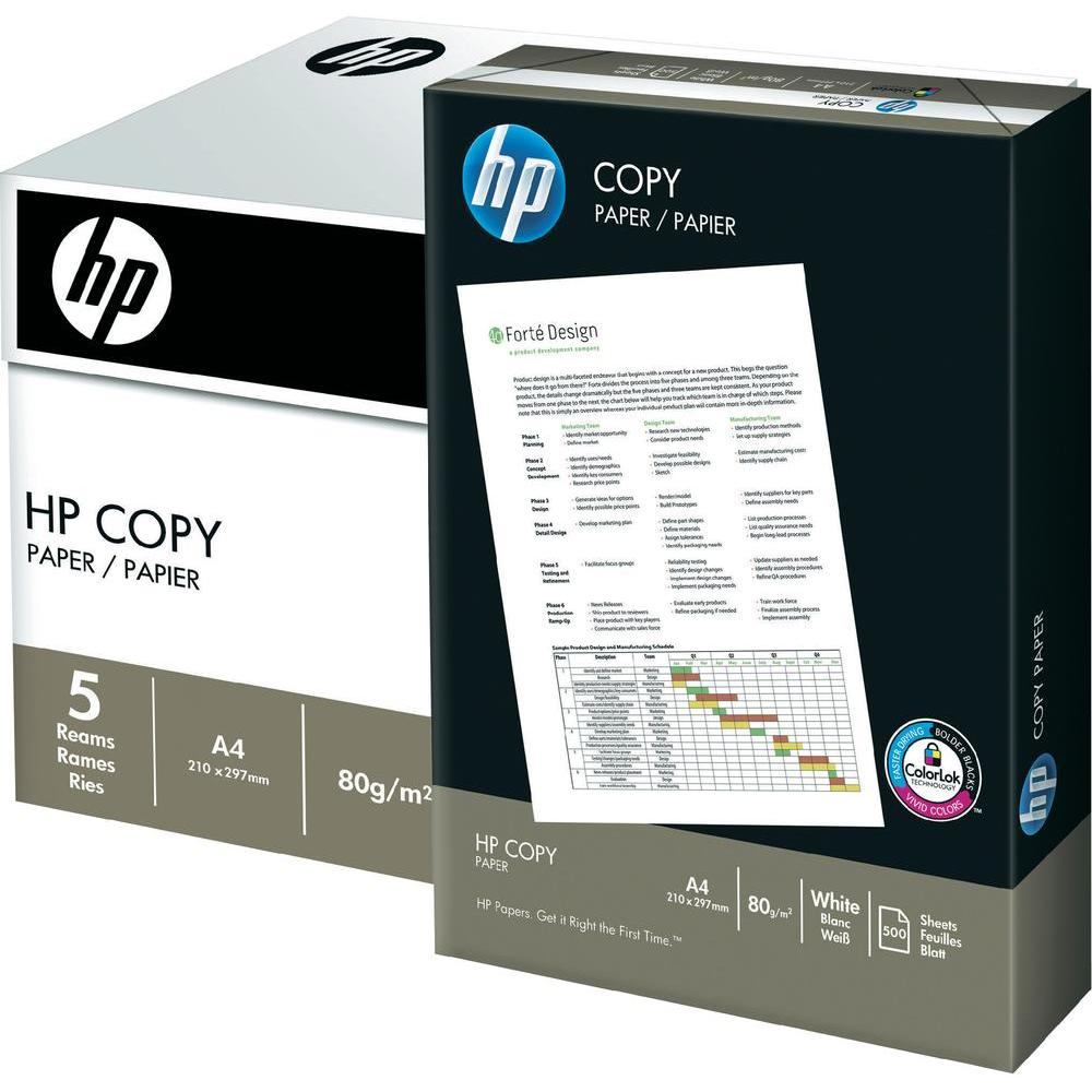HP Copy Paper A4 80GSM