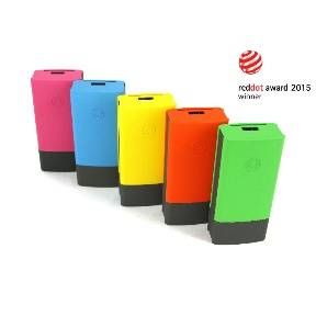 Share Stick-3G Wi-Fi Travel Router With 5200mAh Power Bank