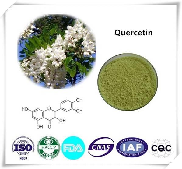 Quercetin 95% Cas number:117-39-5  HPLC 1kg/bag