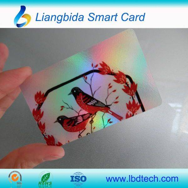 pvc card with laser printing and best price