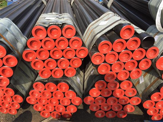 ASTM A53 A106 API 5CT Seamless Steel Pipe/Tube