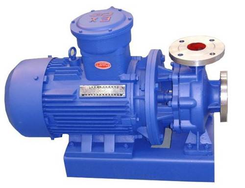 ISW Single Stage Single Suction Centrifugal Pump