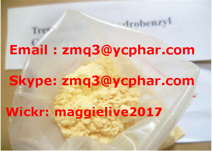 Steroid Powder Trenbolone Hexahydrobenzyl Carbonate
