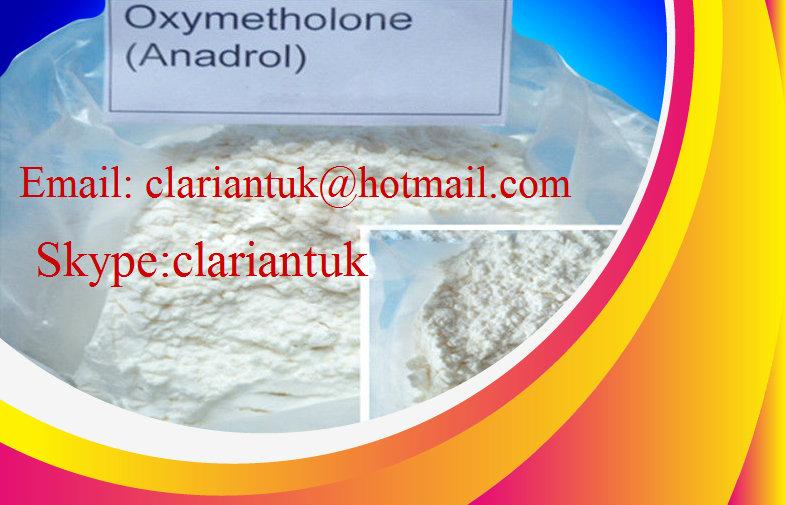 434-07-1Oxymetholone Anadrol Powder