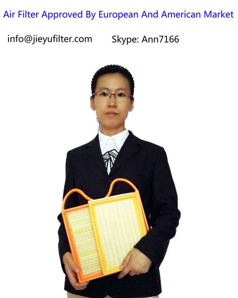 auto air filter-China auto air filter approved by European and American market
