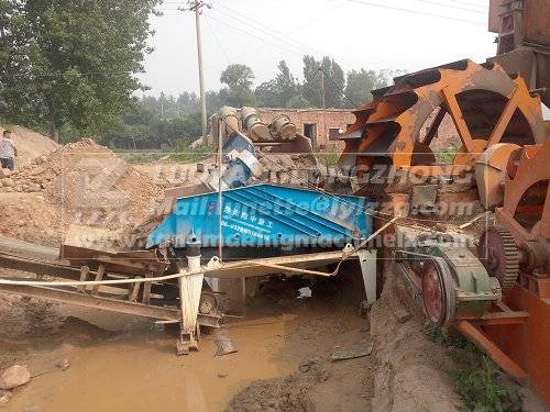 High efficiency dewatering screen in stock, for sale