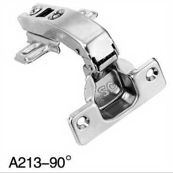 Slide on Angle Hinge A213 (Two way),degree hinge