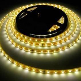3528 LED Strip (SMD, Flexible, Waterproof)