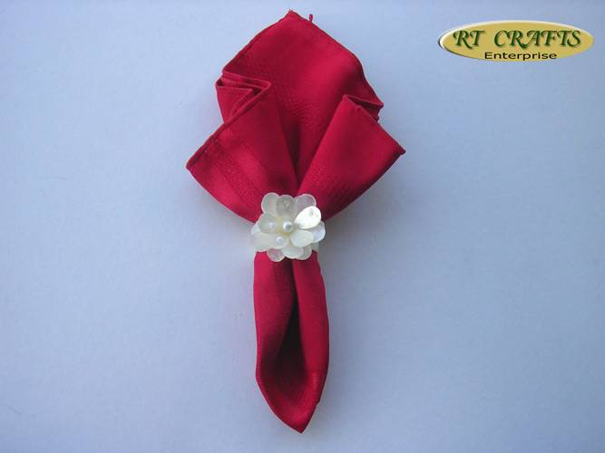 Capiz Napkin Ring / Tablewares