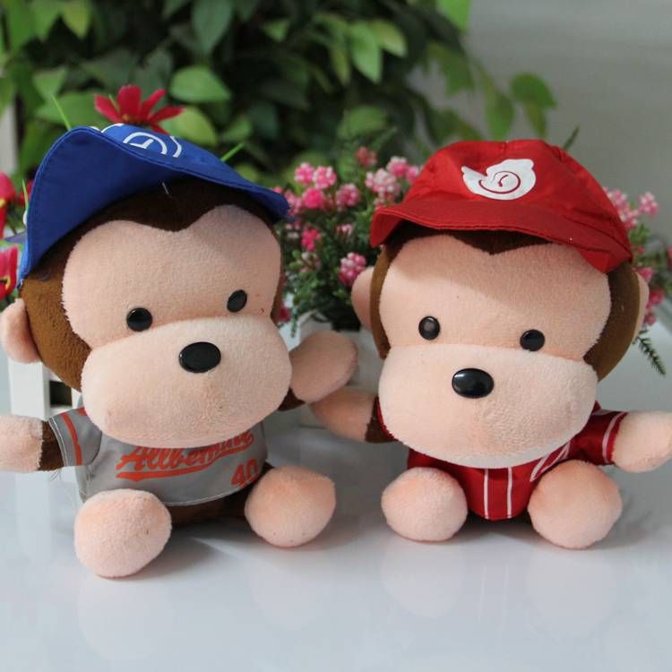 Custom Stuffed Monkey Plush Toys