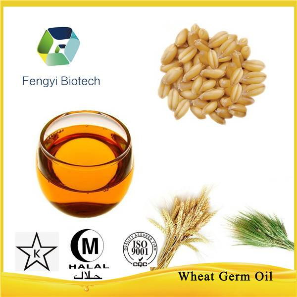 Food grade Wheat germ oil for softgels