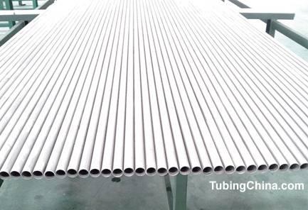 EN 10216-5 1.4550 Stainless Steel Tubing