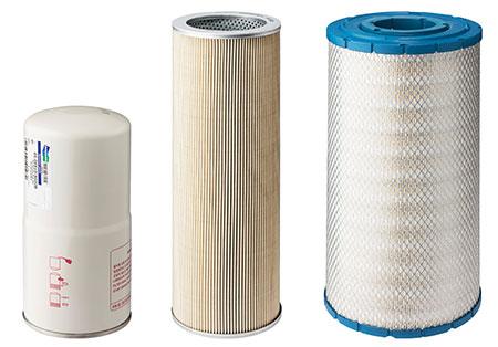 Doosan Excavator Filters - Complete range for Doosan parts, Directly from Korea