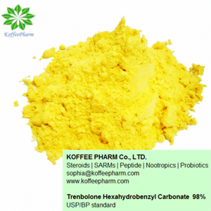 Trenbolone Hexahydrobenzyl Carbonate/parabolan CAS: 23454-33-3 in good quality