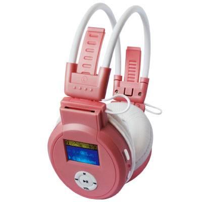 MJ-328 MP3 stereo headphone