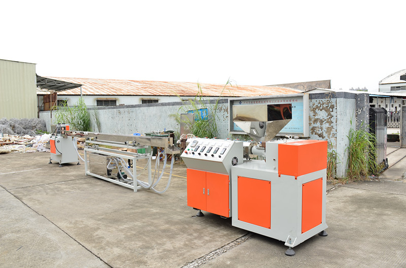 Lianxin high speed plastic drink straw extrusion machine line