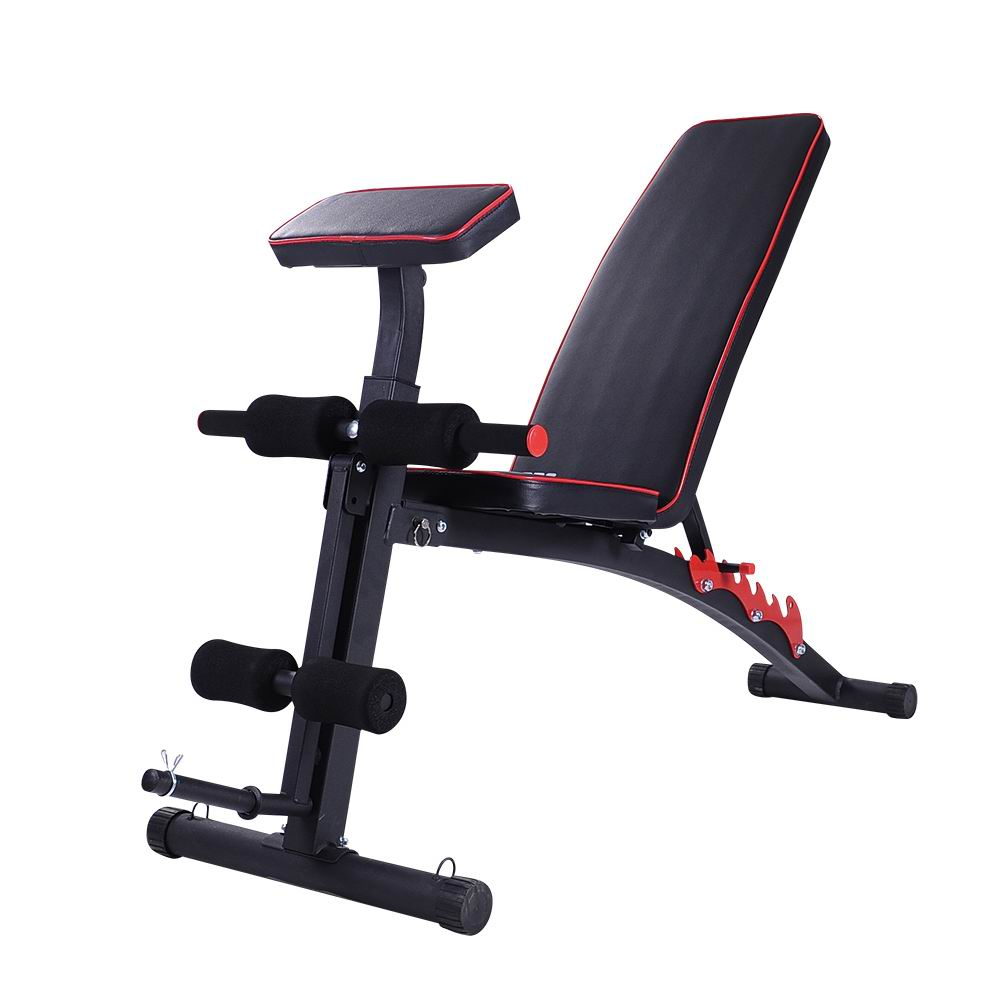 DDS 1208T ab crunches bench multifunction workout bench for dumbbell exercise