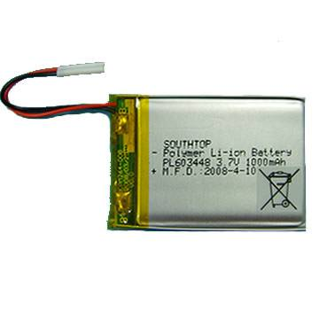 Li-Polymer Battery  with Medium And Small Capacity