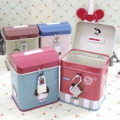 coin box/ metal coin box/candy box