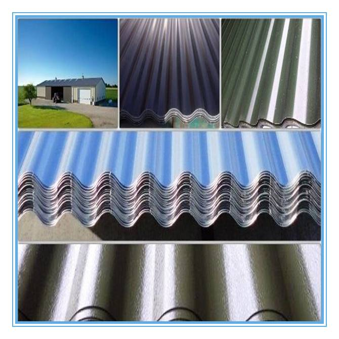 galvanized steel sheet for corrugated roofing sheet