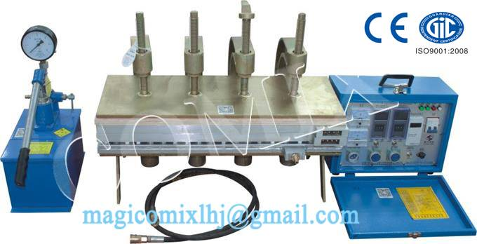 XBQ-2 Rubber Belt Edge Repair Vulcanizer Machine