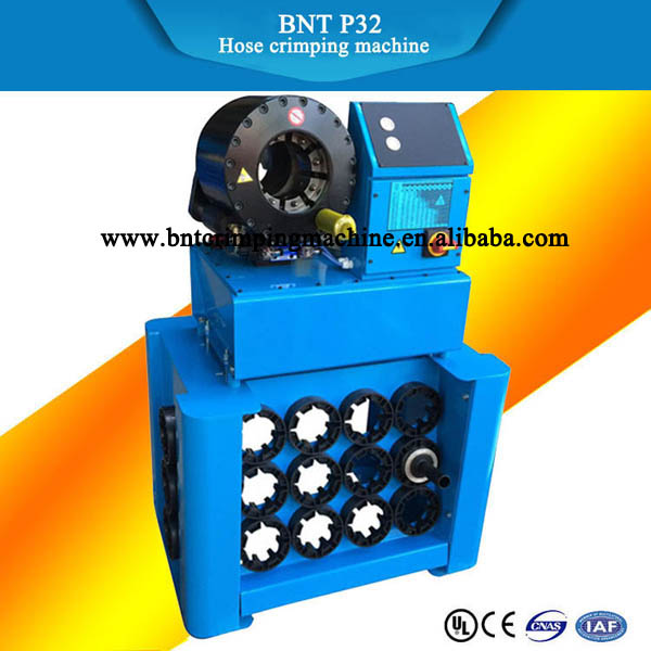 2018 BARNETT BNTP32 new 2.5inch hydraulic hose crimping machine