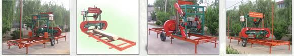 Diesel Sawmills