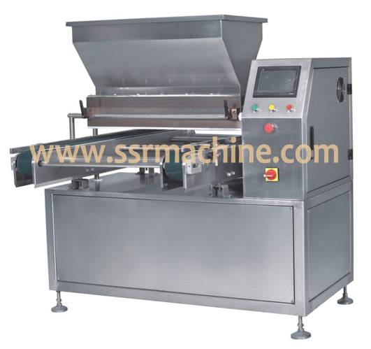 Automatic Stainless Steel Mini Cup Cake Making Filling Machine Depositor  SR-C600