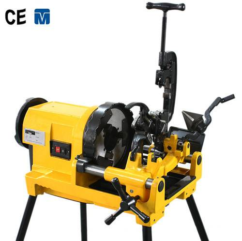 SQ80C1 3'' electric powered pipe threading machine