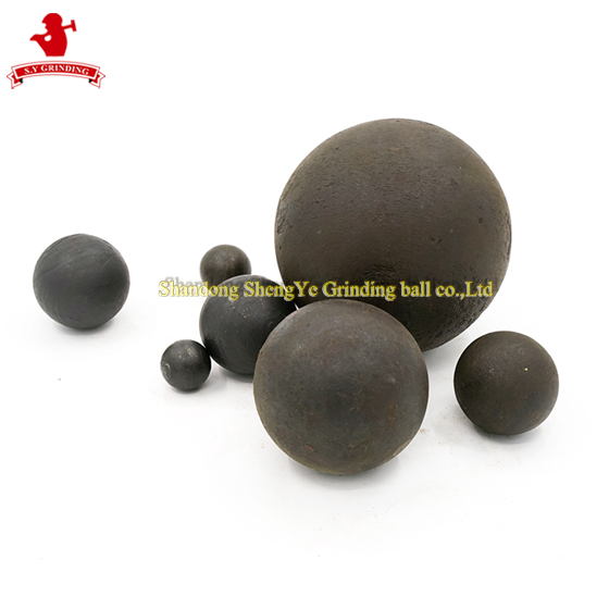 Forged Steel Ball / Cast Iron Ball / Grinding Media Ball