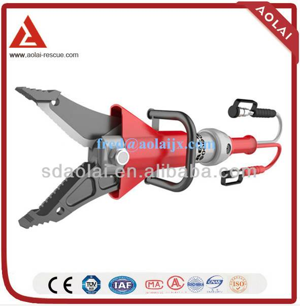 720MPa Hydraulic Rescue Spreader Cutter