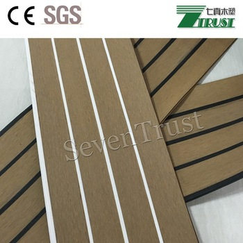 Synthetic Boat Yacht Decking,