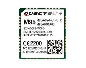 M95 Quad-band GSM/GPRS module