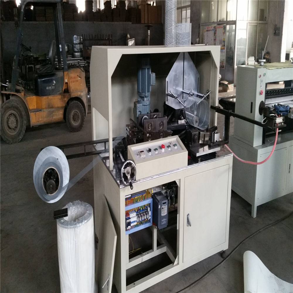 Expanded Sprial Core Making Machine 90-480mm