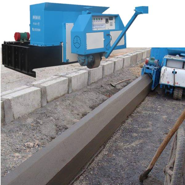 2015 Road Curb Machine Road Curbing Machine Concrete Curbing Machine