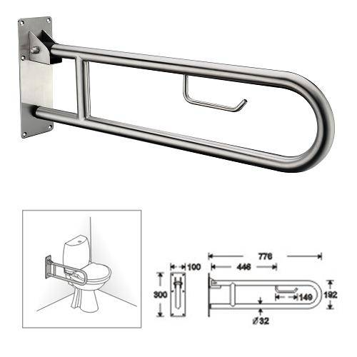Grab Bar (Stainless Steel 304)
