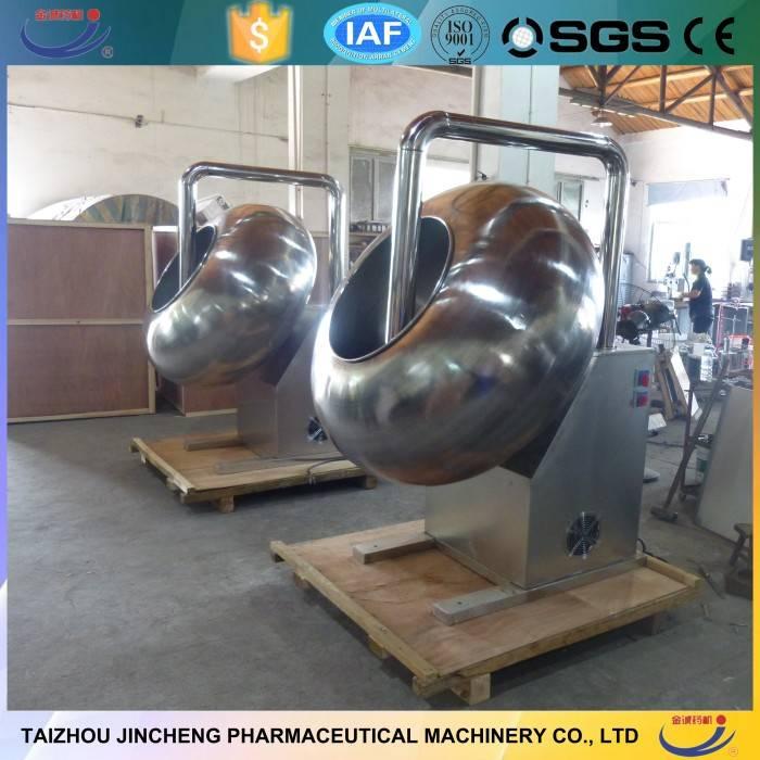 High efficiency sugar coating machine price